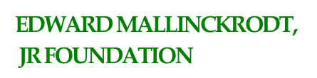 Edward Mallinckrodt Jr Foundation logo