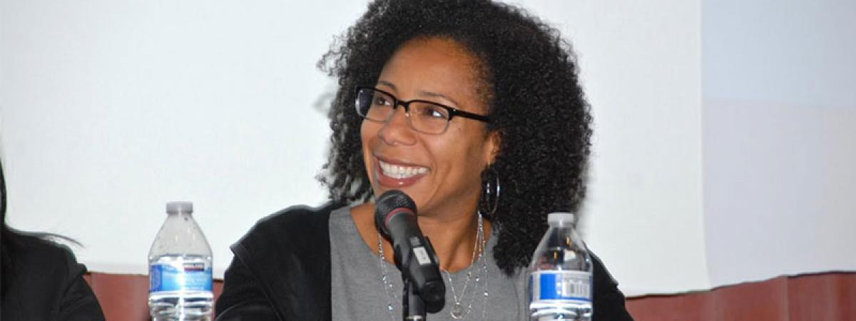 Photo of Ayesha Bell Hardaway, CWRU School of Law Professor