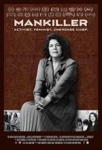 Film poster of documentary about Wilma Mankiller