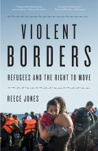 Photograph of the book cover of Violent Borders