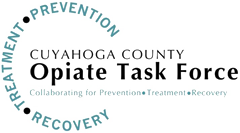 Cuyahoga County Opiate Task Force Logo