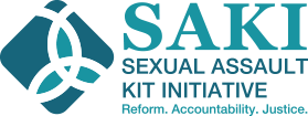Sexual Assault Kit Initiative logo