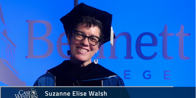 Suzanne Walsh 2020 Commencement Speaker
