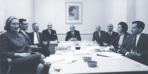 A committee agreed in 1967 to the federation of Western Reserve University and Case School of Applied Science
