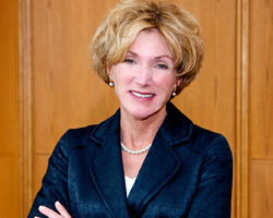 University President Barbara R. Snyder