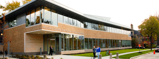 Mandel Center for Nonprofit Organizations