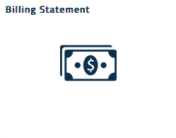 Billing Statement SIS 9.2 icon