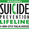 National Suicide Prevention Lifeline: 1-800-273-TALK (8255)