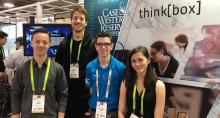 case western reserve university students at CES