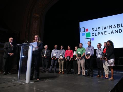 image of NOACA & City of Cleveland Commuter Challenge Award Winners