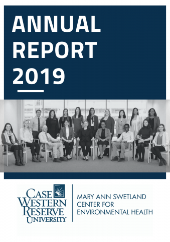 Annual Report 2019 Cover image
