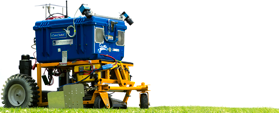 CWRU Cutter mower