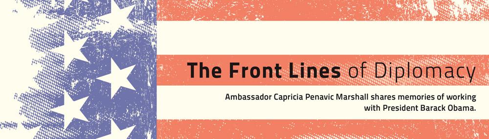 Ambassador Capricia Penavic