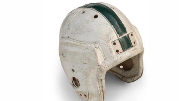 leatherhead football helmet