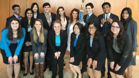 CWRU Mock Trial Team