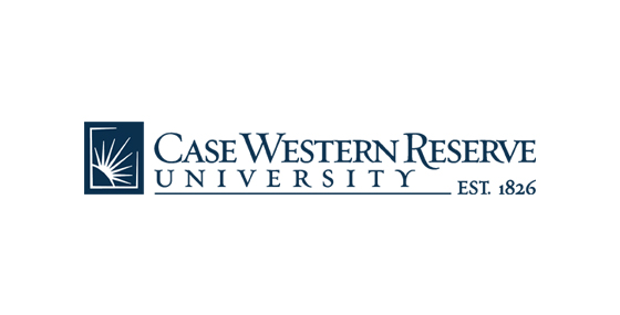Case Western Reserve University formal horizontal logo