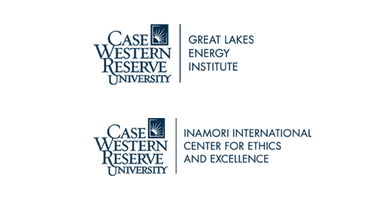 Case Western Reserve University interdisciplinary institute logos