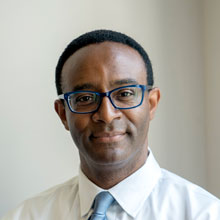 Headshot of Case Western Reserve University Provost Ben Vinson III