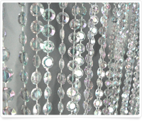 image of beaded drapes