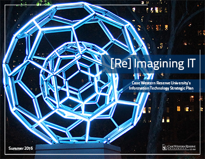 [Re] Imagining IT- Case Western Reserve University's Information Technology Strategic Plan Logo
