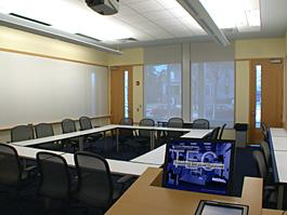 MANDC 106 empty room for TEC display