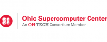"Ohio Supercomputer Center ""An OH-Tech Consortium Member"" Logo"